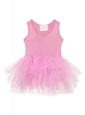 I Love Plum Penelope Tutu Leotard-Bubblegum Pink