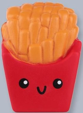 Jeannie's Enterprises French Fries Squishy
