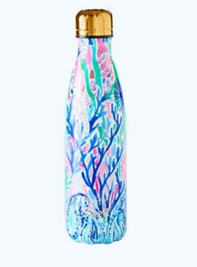 Swell Lilly Pulitzer Swell Bottle 25 oz. Jet Stream