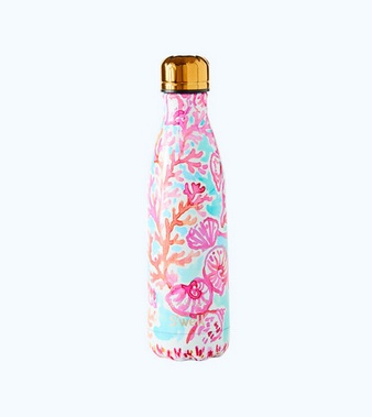 Swell Lilly Pulitzer Swell Bottle 17 oz. Shell We Dance