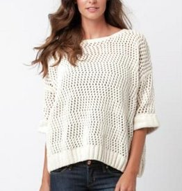 3/4 Sweater with Holes