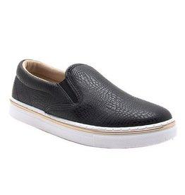 Slip on Sneaker Black