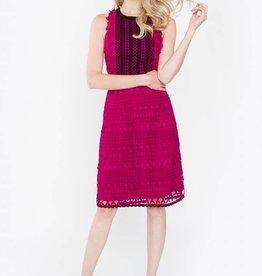 Detroit Pop Up Cassiar Lace Skirt