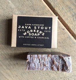 Java Stout Beer Soap