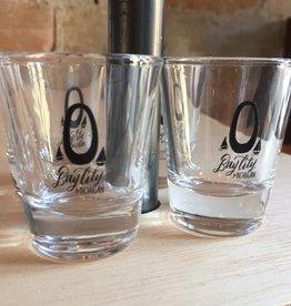 Bay City Shot Glass