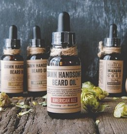 Beard Oil American Ale