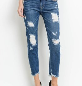 Super Destroyed Relaxed Skinny