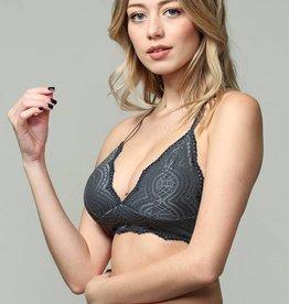 Scallop Lace Bralette