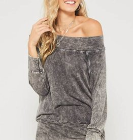 Mineral Wash O/S Top