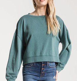 Oversized Fleece Pullover