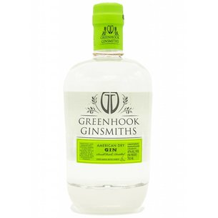 Greenhook Greenhook American Dry Gin, New York