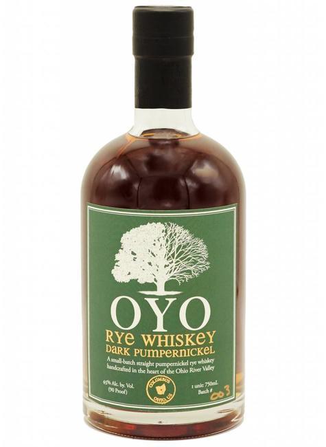 OYO OYO Dark Pumpernickel Rye Whiskey