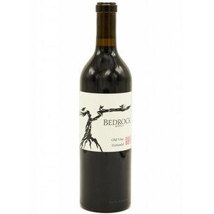 Bedrock Wine Co. Bedrock 2015 Old Vines Zinfandel, Sonoma Valley