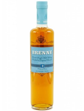 Brenne Brenne Whiskey Single Malt Cognac, France
