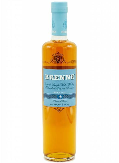 Brenne Brenne Whiskey Single Malt Cognac, France