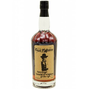 "Golden Moon Gun Fighter ""Double Cask"" Bourbon Whiskey"