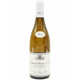 Domaine Simon Bize et Fils Simon Bize 2014 Savigny-les--Beaune 1er Cru Blanc Aux Vergelesses, Burgundy