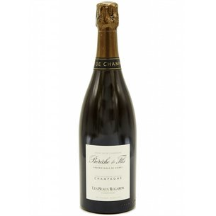 Bereche Bereche NV Beaux Regards, Chardonnay Brut Natural, France