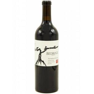 Bedrock Wine Co. Bedrock 2015 Bedrock Heritage Red, Sonoma