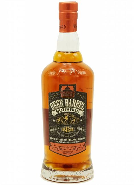 "New Holland Artisian Spirits New Holland ""Beer Barrel"" Bourbon, Michigan"
