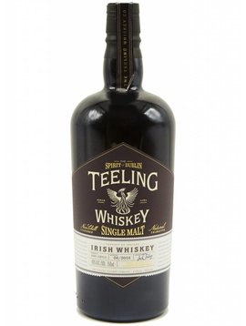 "The Teeling Whiskey Co. Teeling ""Single Malt"" Irish Whiskey, Ireland"