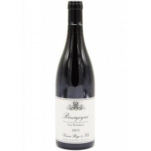 Domaine Simon Bize et Fils Simon Bize et Fils 2015 Bourgogne Rouge Les Perrieres, Burgundy