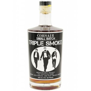 Corsair Distillery Corsair Distillery Triple Smoke Whiskey, Tennessee
