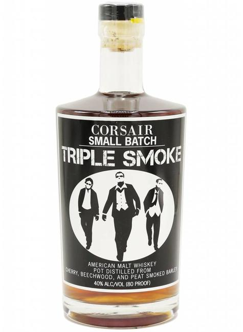 Corsair Distillery Corsair Distillery Triple Smoke Whiskey, Tennessee