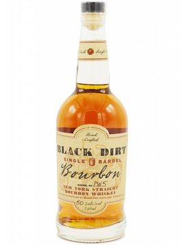 Black Dirt Black Dirt Distillery Single Barrel Port Finish Bourbon, New York