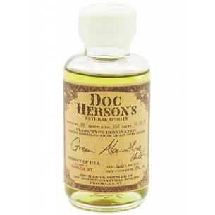 Doc Herson's Doc Herson's Natural Spirits, Green Absinthe 100ml