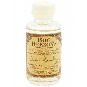 Doc Herson's Doc Herson's Natural Spirits, White Absinthe 100ml
