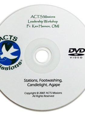 ACTS Fr. Ken Hannon Services DVD's (2 Part Disc)