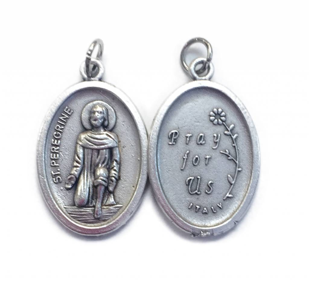 St peregrine oxidized medal theactsstore st peregrine oxidized medal mozeypictures Gallery