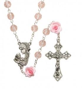 Madonna/Child Rosary