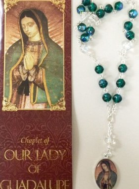 Our Lady of Guadalupe Chaplet w/Rosary