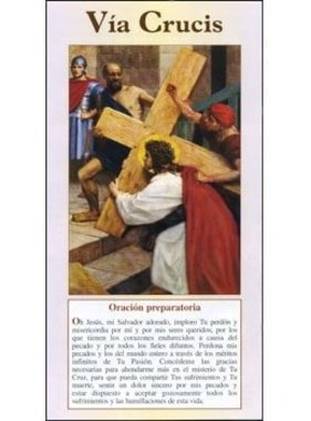 Via Crucis Folleto