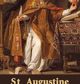 St. Augustine Prayer Card