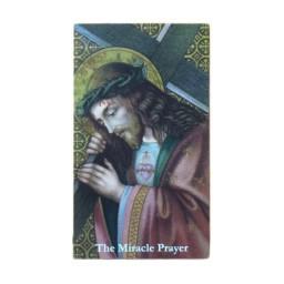 Milagro Tarjeta de Oracion