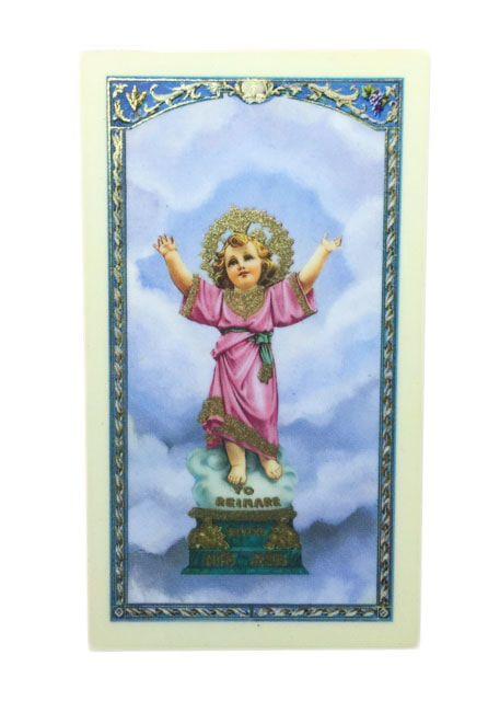 Prayer to the Beckoning Child Jesus