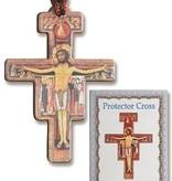 San Damiano Pendant w/Prayer Card