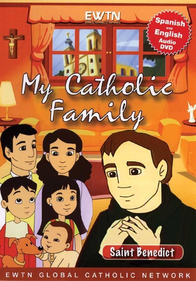 Saint Benedict DVD