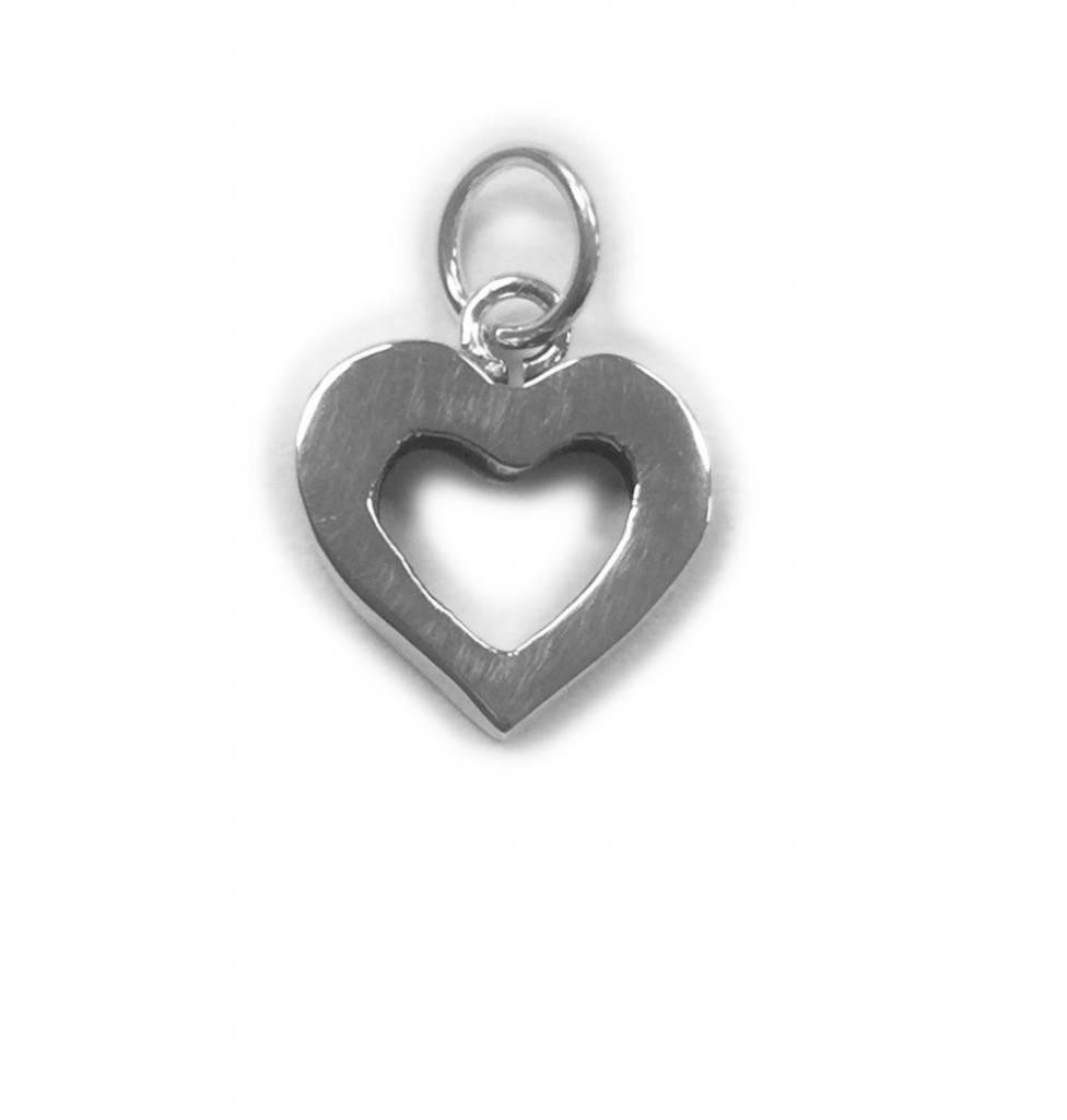 Puffy Heart SS Charm