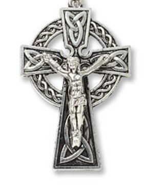 Celtic Crucifix Pendant