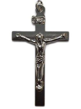 Traditional Crucifix Pendant w/Cord