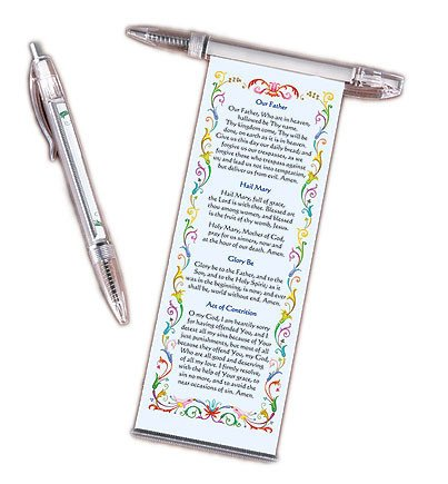 Catholic Prayer Pen
