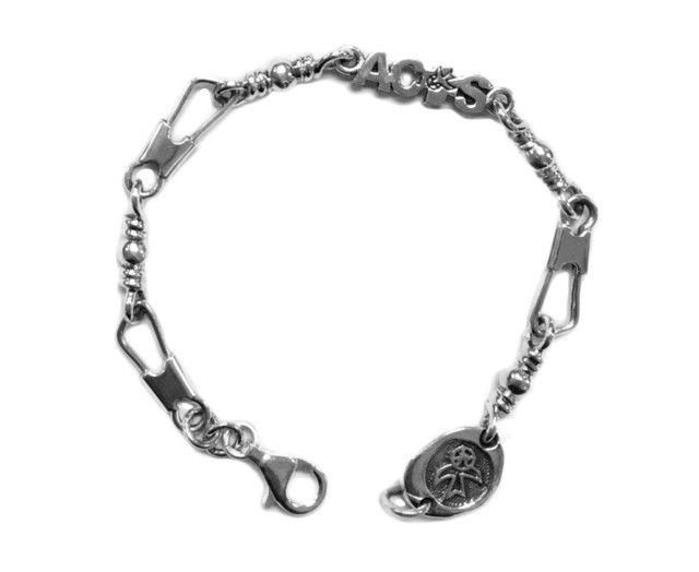 Acts Logo Link Ss Bracelet