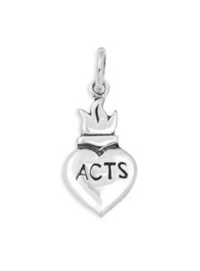ACTS Sacred Heart SS Charm