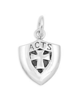 ACTS SS Shield Charm