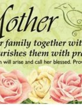 Mothers Day Exchange Card