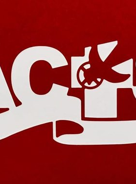 ACTS Ribbon Logo Auto Decal
